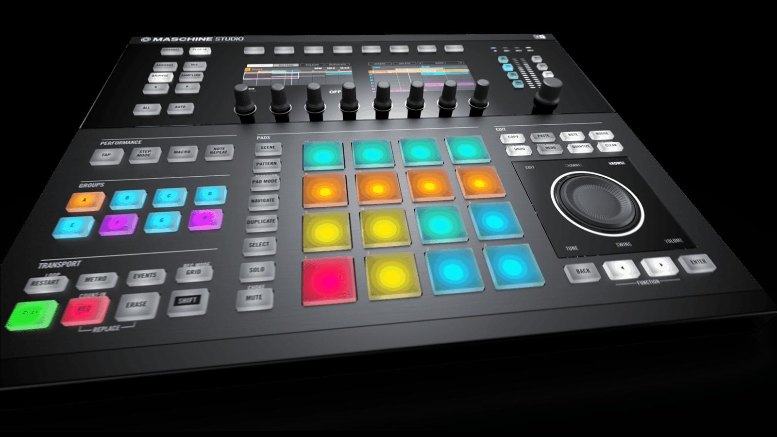 Maschine Studio & Maschine 2 First Look - DJ TechTools