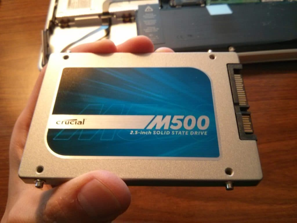 SSD and you will have a brand new PC